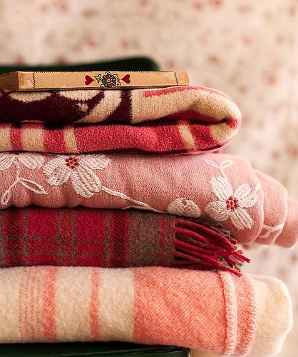 blankets-vintage