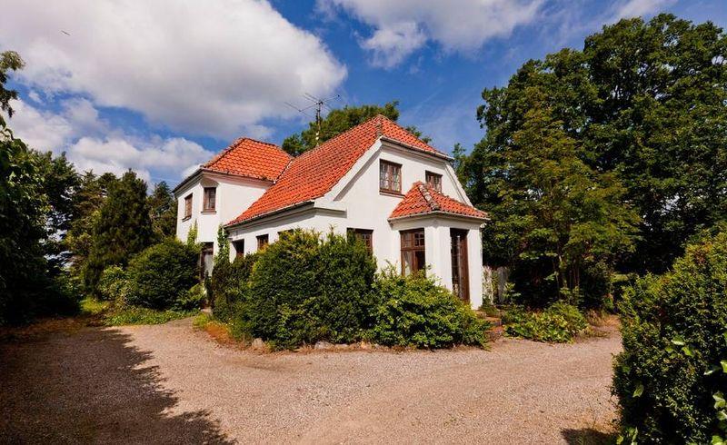 Hus i Faldsled