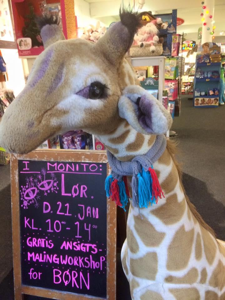 Giraffen i svendborg