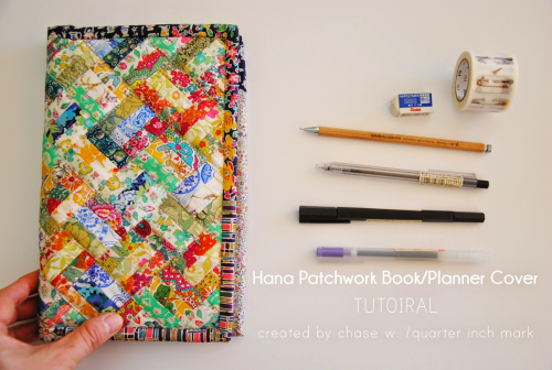 Hana Patchwork Book Cover
