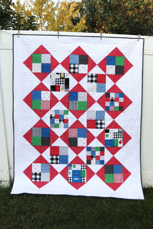 Four-Square-Quilt-Tutorial-by-Amy-Smart