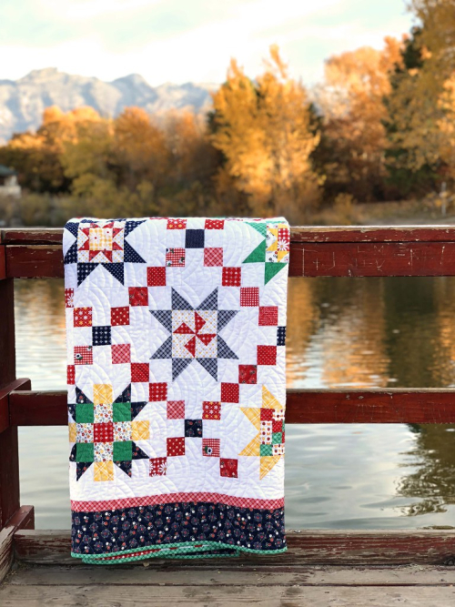Amy-Smart-Patchwork-Quilt-folded-