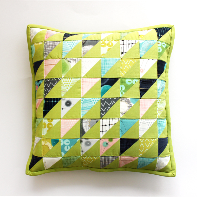How-to-sew-half-square-triangle-pillow-1