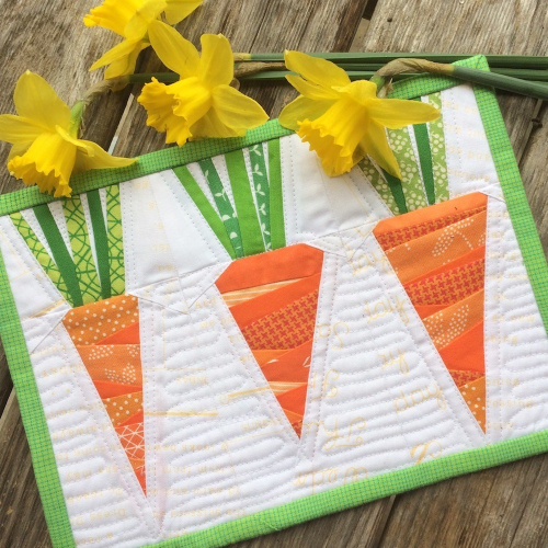 1-bound-scrappy-carrots-mini-quilt